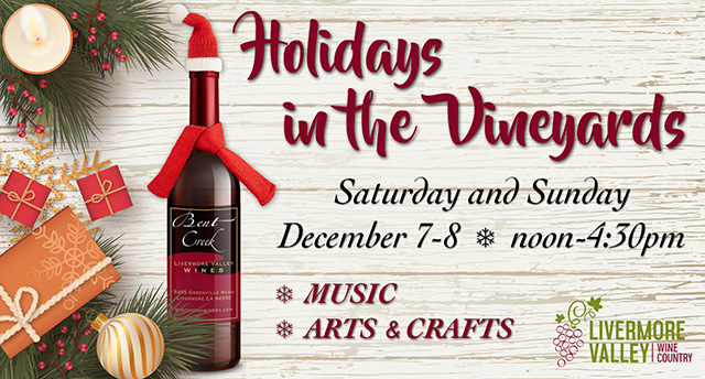 2019 Holidays in the Vineyards